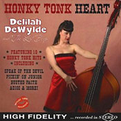 HonkyvTonk Heart Album